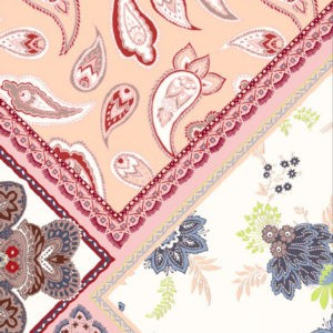 Tissu étoile - Cold totem - Mercery Market