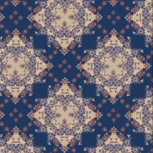 Tissu carreaux - Mist melodie - Mercery Market