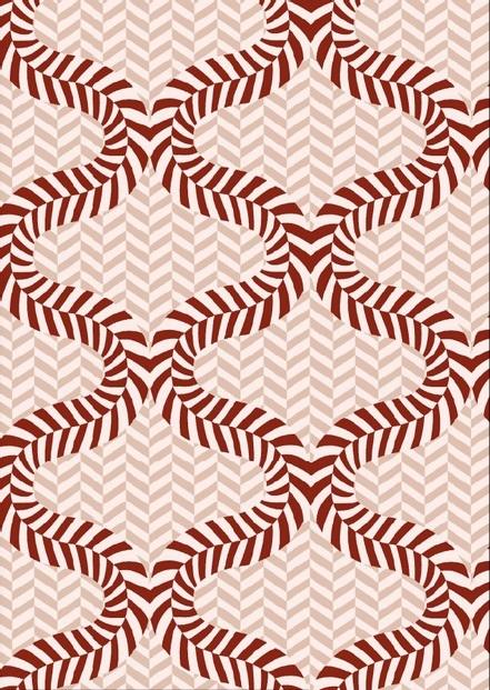Tissu géométrique - Cold vronch - Mercery Market
