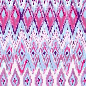 Tissu géométrique - Flo tika - Mercery Market